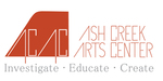 Ash Creek Arts Center Logo and Business Card by Linley Emard