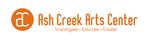 Ash Creek Arts Center Logo and Business Card