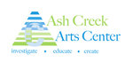 Ash Creek Arts Center Logo and Business Card by Ethan Keen