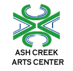 Ash Creek Arts Center Logo and Business Card by Teli Zhang
