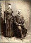 John and Amanda Ground Portrait