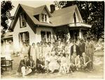 Class Reunion at Butler Home