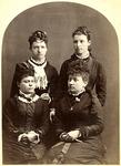 Young Women Group Portrait