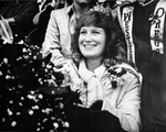 Homecoming Queen Crowning by Public Information Office, Western Oregon State College