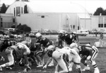 Homecoming Football Game by Public Information Office, Western Oregon State College