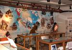 Jensen Arctic Museum Interior