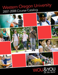 Western Oregon University 2007-2008 Course Catalog