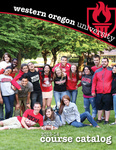 Western Oregon University 2013-2014 Course Catalog