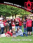 Western Oregon University 2013-2014 Course Catalog