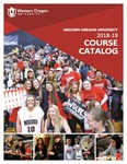 Western Oregon University 2018-2019 Course Catalog by Western Oregon University