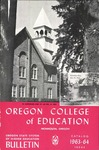 Oregon College of Education 1963-1964 Course Catalog by Oregon College of Education
