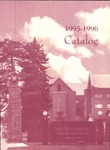 Western Oregon State College 1995-1996 Course Catalog by Western Oregon State College
