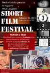 Student Short Film Festival at Western Oregon University by Nathaniel Dunaway