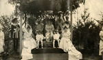 May Day Queen and Her Court