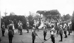 May Day Children Drills and Morris Dance