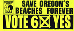 Save Oregon's Beaches Forever