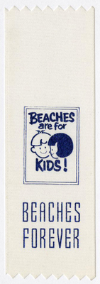 Beaches Forever campaign ribbon