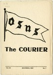 The Courier, 1907-12 by Oregon State Normal School