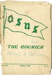 The Courier, 1908-04 by Oregon State Normal School