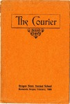 The Courier, 1908-02 by Oregon State Normal School