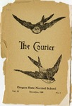 The Courier, 1908-12 by Oregon State Normal School