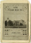 The Courier, 1909-06 by Oregon State Normal School