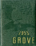 The Grove, 1953 by Oregon College of Education
