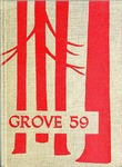 The Grove, 1959 by Oregon College of Education
