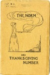 The Norm, 1911-11