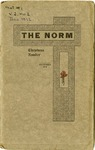 The Norm, 1912-12 by Oregon Normal School